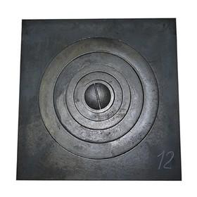 Плита одноконфорочная П-1-6, 60х60 см