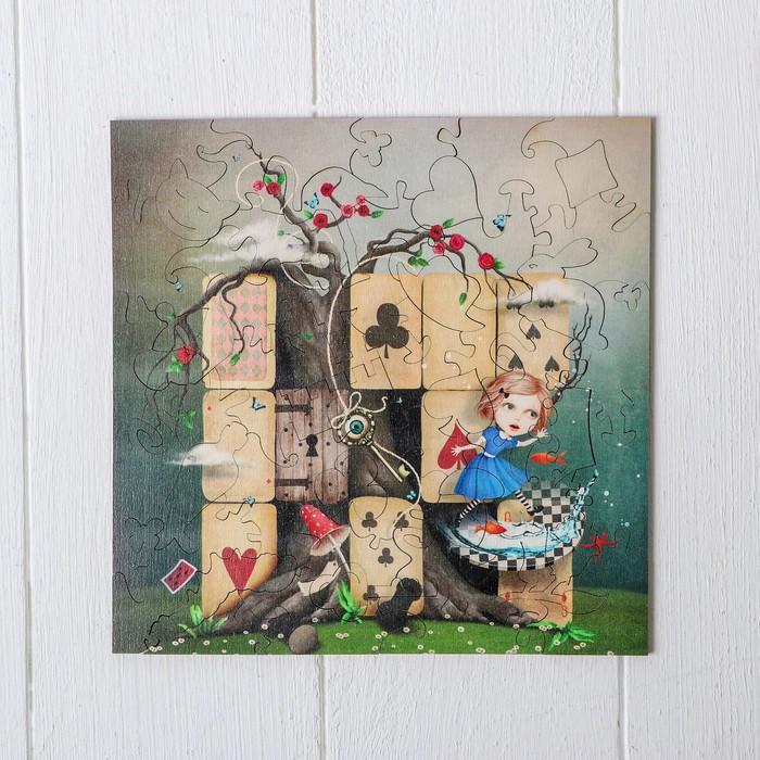 Пазл «Алиса» - фото 798446654
