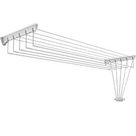 Сушилка настенно-потолочная 7 м СНП 1.4, цвет белый