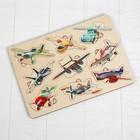 Пазл деревянный «Самолёты» 30×21см, Дисней