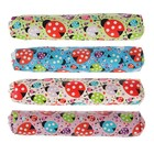 Pencil case school zipper MIX ladybugs