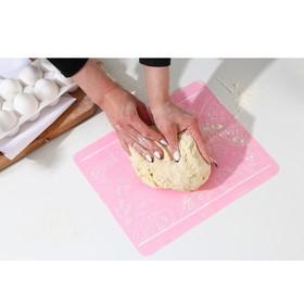 {{photo.Alt || photo.Description || 'Силиконовый коврик для выпечки I love Baking, 29 х 26 см'}}