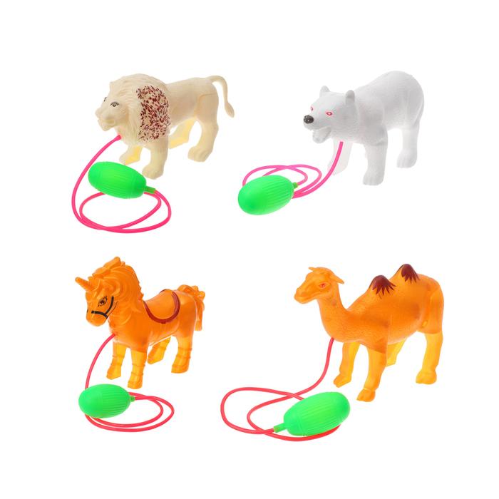 Прыгающие животные, виды МИКС