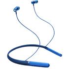 Наушники JBL Live 200 BT, вакуумные, 1.2 м, беспроводные, Bluetooth 4.2, синие
