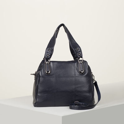 Bag wives L-1868, 31*11*20, 2 otd zip n/a pocket, long strap,blue