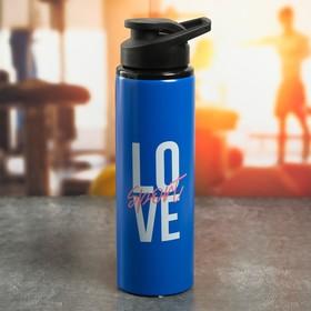"""A bottle of """"Love"""", 900 ml"""