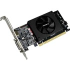 Видеокарта Gigabyte nVidia GeForce GT 710, 1Гб, 64bit, GDDR5, DVI, HDMI, HDCP