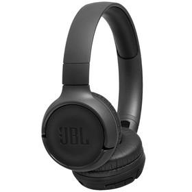 Наушники JBL T500BT, накладные, беспроводные, Bluetooth 4.1, черные