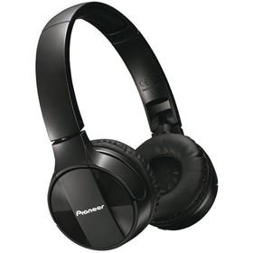 Наушники Pioneer SE-MJ553BT-K, накладные, беспроводные, Bluetooth 3.0, черные