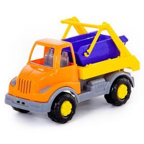 Автомобиль-коммунальная спецмашина «Леон»