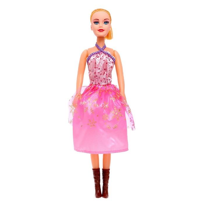 Кукла «Маша» в платье, МИКС