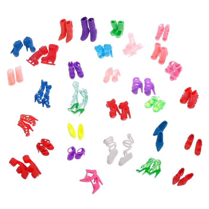Набор обуви для кукол - фото 105513656