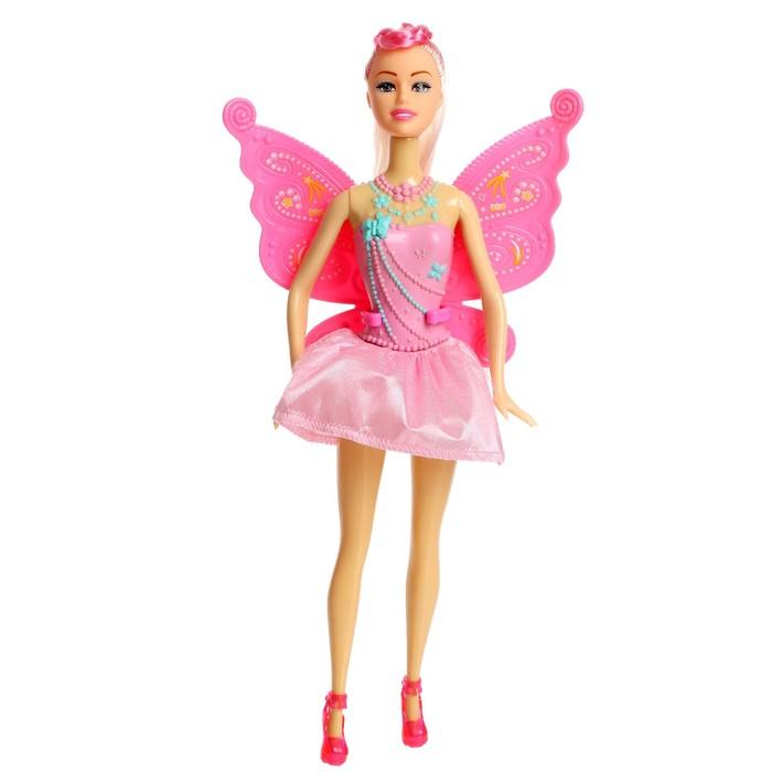 Кукла сказочная «Фея» в платье, МИКС