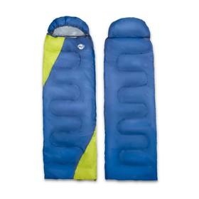 Спальный мешок туристический Novus, 200 г/м2, +12 C, T12
