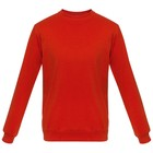 Толстовка мужская Unit Toima, размер XS, цвет красный