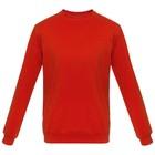 Толстовка мужская Unit Toima, размер 4XL, цвет красный