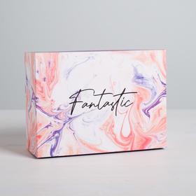 Коробка складная Fantastic, 20 × 15 × 8 см