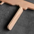 """Сувенирное деревянное оружие """"Автомат МР-40"""", 50 см, массив бука - фото 321886"""