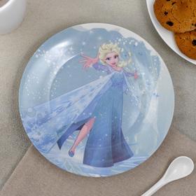Тарелка Disney «Холодное сердце. Эльза», d=19 см
