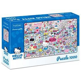 Пазл Hello Kitty, 1000 элементов