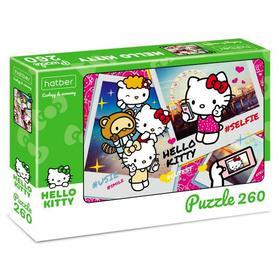 Пазл Hello Kitty, 260 элементов