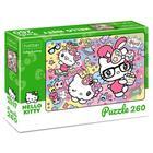 Пазл Hello Kitty, 260 элементов - фото 105596446