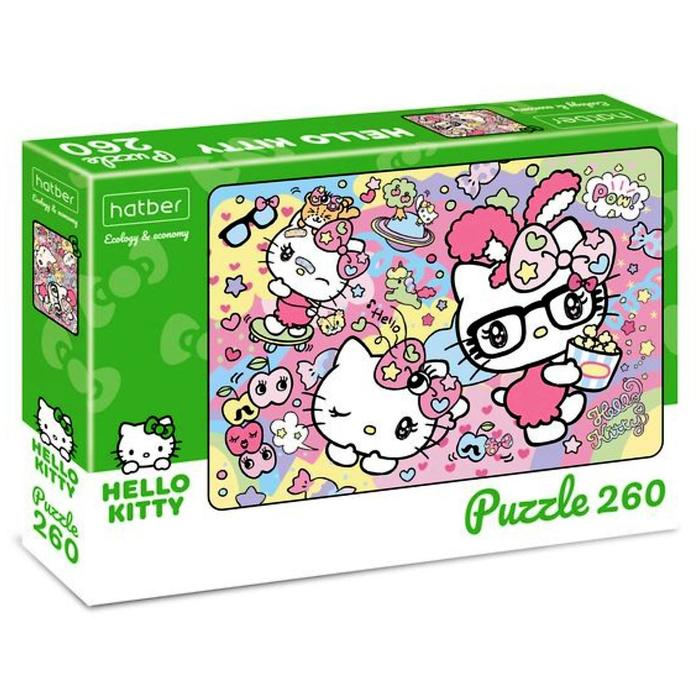 Пазл Hello Kitty, 260 элементов