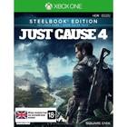 Игра для Xbox One: Just Cause 4. Steelbook издание