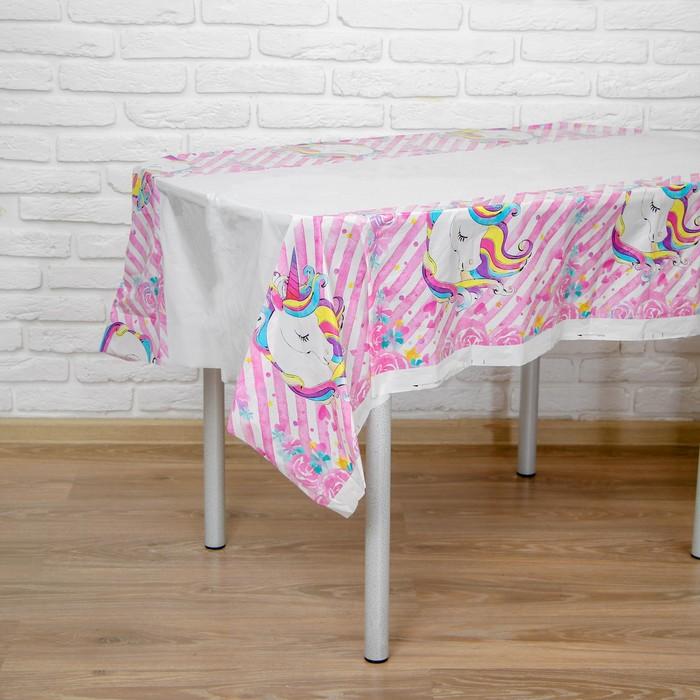 "Tablecloth ""Unicorn"" 108х180 cm"