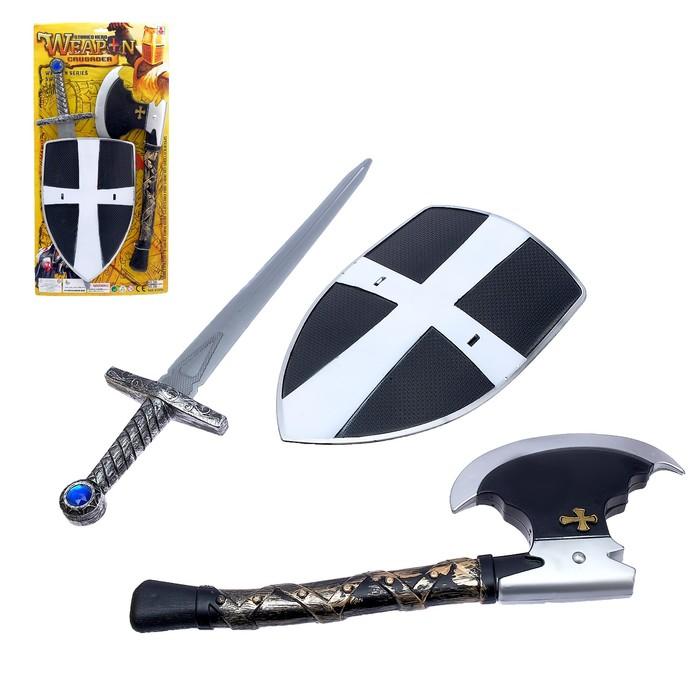 Набор рыцаря «Крестоносец»