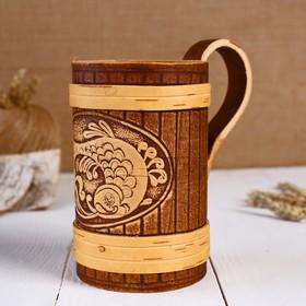 """Mug """"Carp"""", 500 ml, elm"""