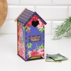 "Чайный домик ""Любимой бабушке"", 20х8,6 см - фото 487569"