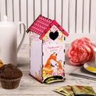 """Чайный домик """"Любимой мамочке"""", 20х8,6 см - фото 487575"""