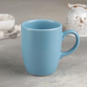 Кружка «Эджи», 260 мл, цвет голубой