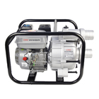 """Мотопомпа """"Ставр"""" МПБ-80/6620ГВ, для грязной воды, 6620 Вт/9 л.с., d=80 мм, 8 м, 1100 л/мин   485812"""