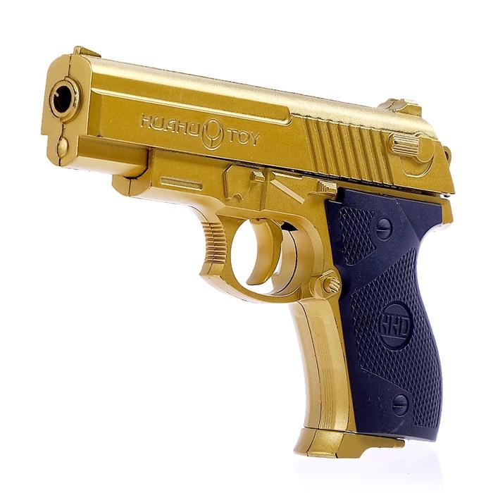 Пистолет пневматический «Агент Смит» 16 см