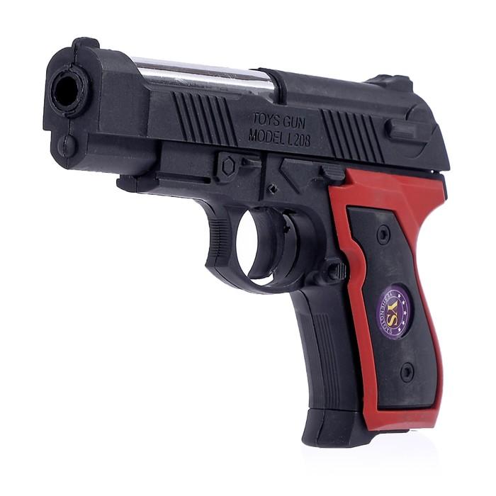 Пистолет пневматический «Ягуар» 15,5 см