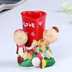 Pencil Love 9,5х8х10,5 cm mix