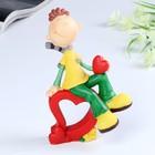 """Figurine """"Love/Kiss me"""" 11,5х7х17 cm MIX"""