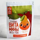 Фруктовые чипсы «Я копил витамины», груша, 25 г - фото 15864
