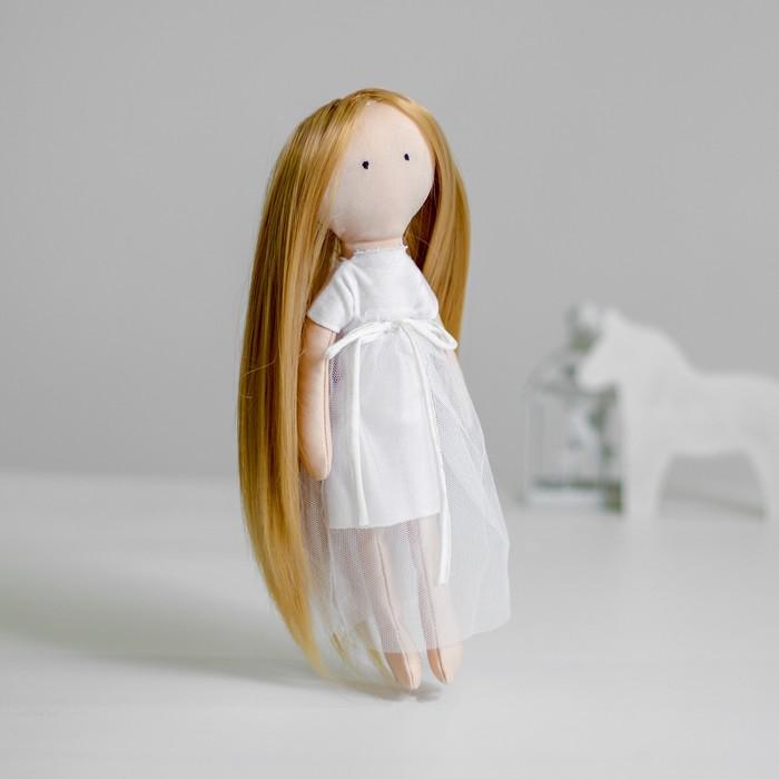 Интерьерная кукла «Алиса», 27 см