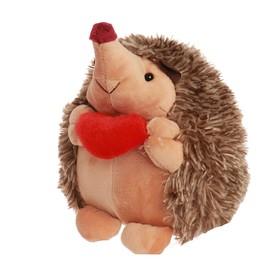 Мягкая игрушка «Ёж с сердцем»