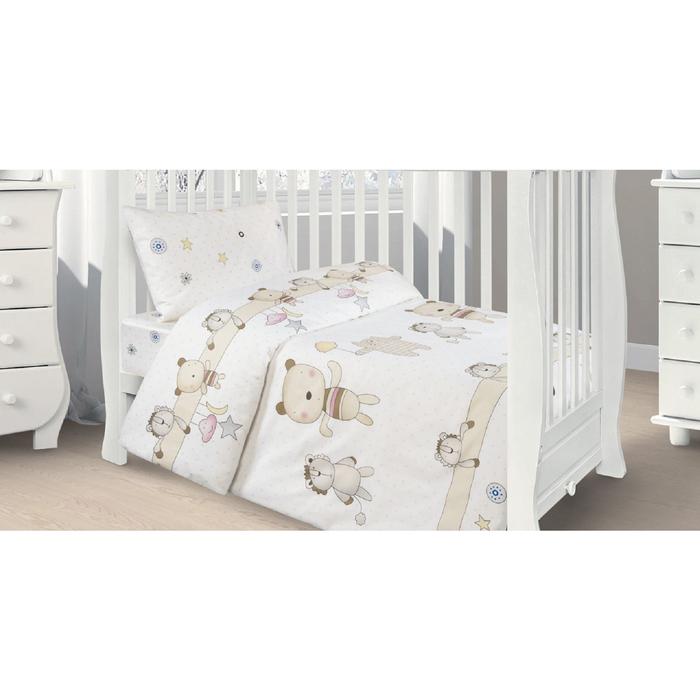 КПБ Kids 35, размер 100×150 см, 112×147 см, 40×60 см