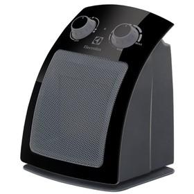 Тепловентилятор Electrolux EFH/C-5115, напольный, 1500 Вт, 3 режима, до 20 м2, чёрный Ош