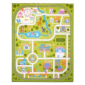Ковёр «Город», 200 × 250 см