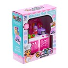 Набор игровой «Кухня» для кукол - фото 105510526