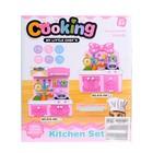 Набор игровой «Кухня» для кукол - фото 105510527