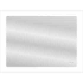 Зеркало Cersanit LED 030 DESIGN 80x60 см, с подсветкой, антизапотевание