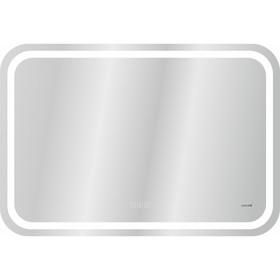Зеркало Cersanit LED 051 DESIGN PRO 80x55, с подсветкой, антизапотевание, ф-ция звонка