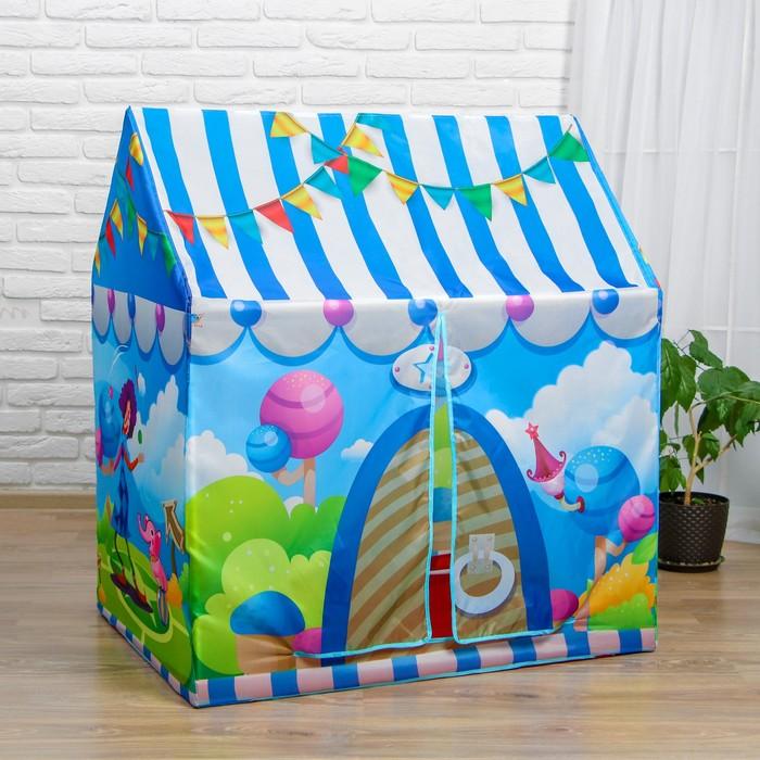 """Детская игровая палатка """"Цирк"""" 93х70х103 см"""
